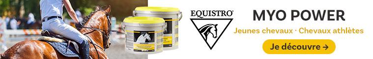 Equistro, gamme de complément alimentaire pour chevaux