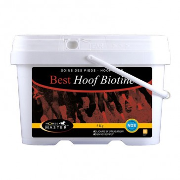 Horse Master Best Hoof Biotine - 5 Kg
