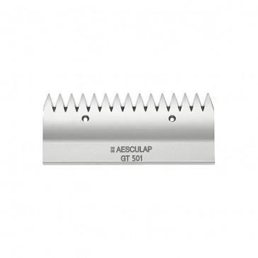Contre-peigne 15 Dents GT501 pour Tondeuse Aesculap