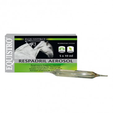 Equistro Respadril Aerosol - 5 x 10 ml