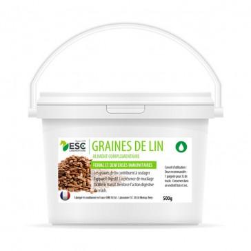 ESC Graines de Lin - 3 kg