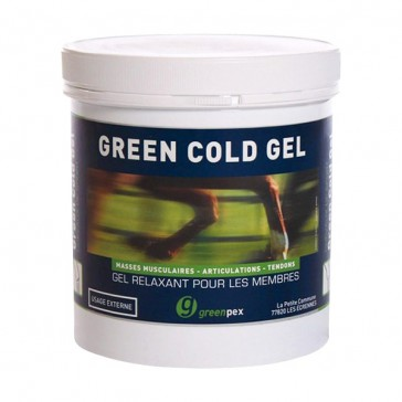 Greenpex Green Cold Gel - 1 Litre