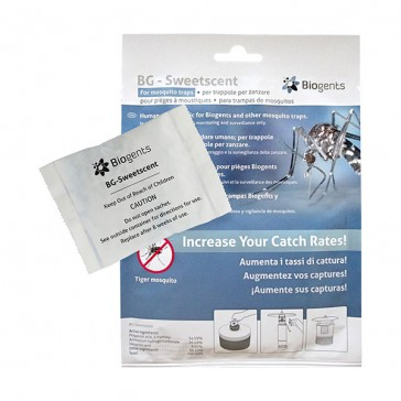Biogents Recharge BG-Sweetscent - 2 Mois