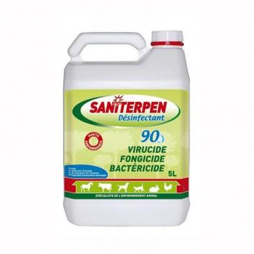 Saniterpen Désinfectant 90 - 5 Litres
