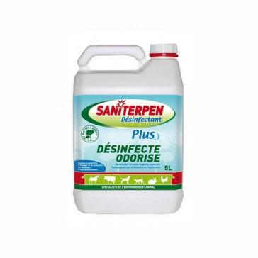 Saniterpen Désinfectant Plus - 5 Litres