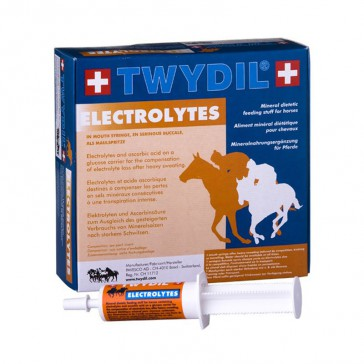 Twydil Electrolytes - 10 x 60 gr