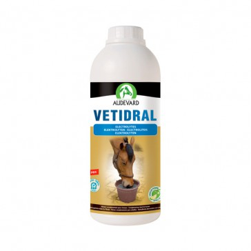 Audevard Vetidral Solution - 1 Litre