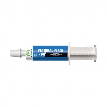 Audevard Vetidral Flash - 4 x 60 ml
