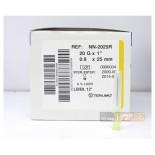 BD Microlance 3 Aiguille Stérile Jaune 0,9 mm - 25 mm